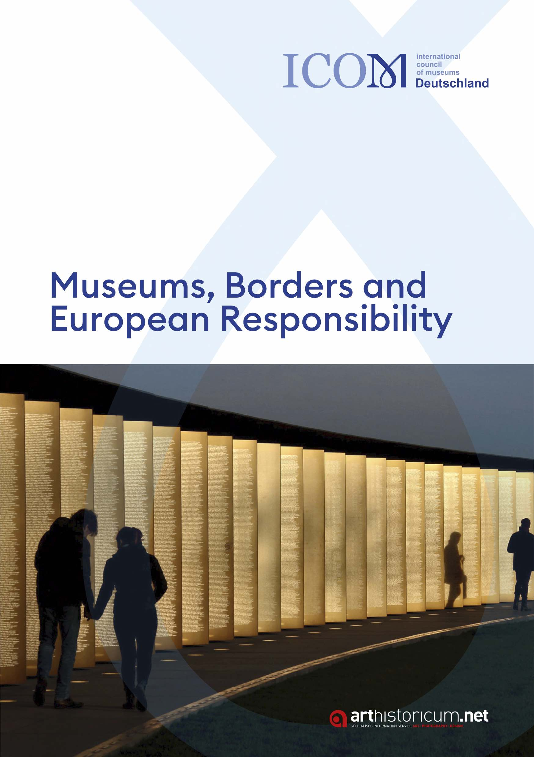 Titelbild von Museums, Borders and European Responsibility